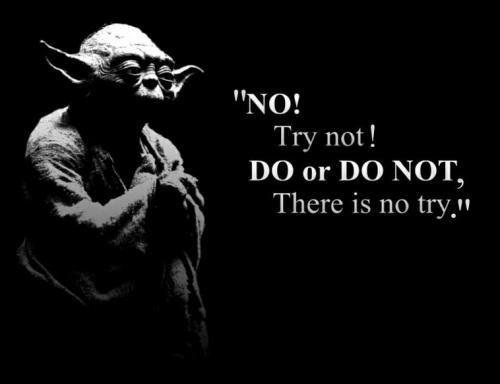 Yoda do ro do not